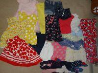 GIRLS CLOTHES BUNDLE 2-3 INC GEORGE, NEXT, TU