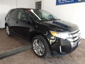 2014 Ford Edge SEL AWD LEATHER SUNROOF NAV