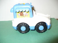 Fisher-Price Little People Musical Ice Cream Van.
