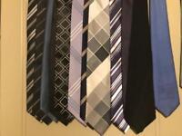 Joblot of 40+ ties in A1 condition - Suit menswear jacket mens designer