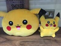 Pikachu Pokemon soft toys