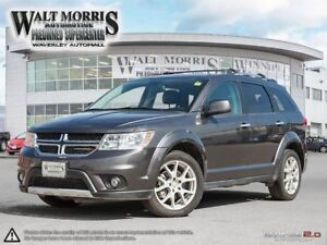 2016 Dodge Journey RT: ONE OWNER, LOCAL VEHICLE, ACCIDENT FREE