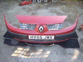 Renault Scenic front bumper