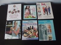 6 Books Food Diet Lifestyle Well Being Christmas