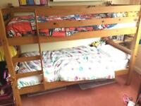 SSTC - Bunk bed and mattresses for sale