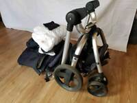 Mothercare pram, pushchair buggy Spin