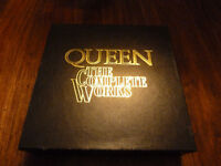 QUEEN - The Complete Works vinyl box set + much more!