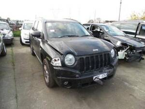 Wrecking 2007 Jeep Compass Keilor East Moonee Valley Preview