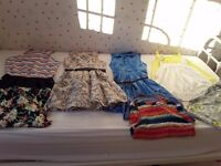 SUMMER CLOTHES for Girls Age 13-14yrs ***Like New***
