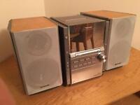 Panasonic 5CD Stereo