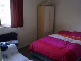 Bright Cosy Double Room in Flat Share