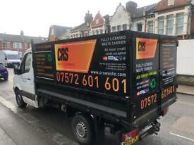 07572601601 CLEARANCE - SAME DAY SERVICE - OFFICE RUBBISH CLEARANCE - WASTE COLLECTION