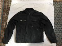 Harley-Davidson Leather (Suede look/feel) Jacket