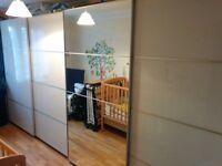 Ikea Pax + Komplement wardrobe