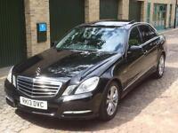 Mercedes Benz E Class E300 2.1 CDI BlueTEC Hybrid Diesel start/stop Pan-Roof Sat-Nav Leather PCO opt