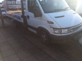 Iveco daily flat bed