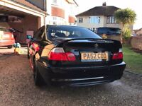 2004 BMW E46 320CD M Sport Coupe (2.0 Turbo Diesel, 3 series coupe)