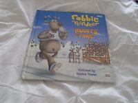 Robbie the Reindeer book