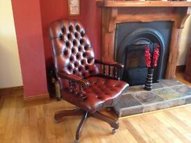 Beautiful Captains Highback Chair