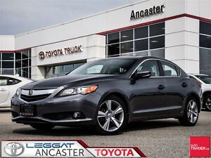 2013 Acura ILX w/Premium Pkg And Only 49998 kms!!!!!!