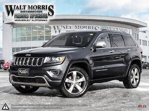 2016 Jeep Grand Cherokee Limited - LEATHER, HEATED SEATS, REAR V
