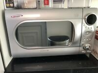 Daewoo 3D Power 1000W Microwave