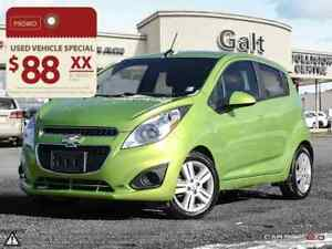 2015 Chevrolet Spark 1LT | LOCAL TRADE IN WITH LOW LOW K'S