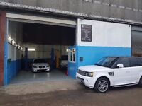 Van and car mechanical repairs , servicing and diagnostics . Competitive prices and great service