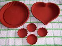 Silicone Baking Set