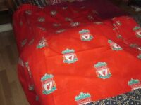 LIVERPOOL FOOTBALL CURTAINS