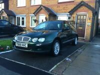WELL LOOKED AFTER ROVER 25 1.4.. 53.000 miles.. Has had new HEAD GASKET DONE few months ago