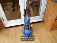 DYSON DC24 EXCLUSIVE BLUEBALL WITH UNIVERSAL TOOL (BRUSH/CREVICE) EXCELLENT CONDITION STRONG SUCTION