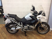 BMW R 1200 GS 2008 - Silver/Grey. Very good condition, 35k miles