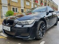 2008 BMW 320i SE coupe (with Msport body kit)