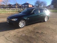 BMW 320D AUTOMATIC TOURING not Audi vw Mercedes SKODA SEAT ford Vauxhall Peugeot Citroen estate