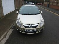 VAUXHALL CORSA AUTOMATIC MOT UNTIL MAY 2018 1 OWNER 2 KEYS NICE AND CLEAN
