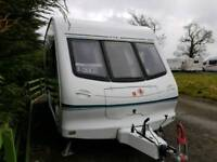 Elddis Hurricane XL - 2 Berth Touring Caravan