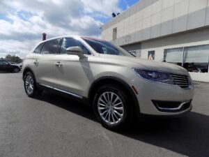 2016 Lincoln MKX 35000 KM**GPS**Sélect