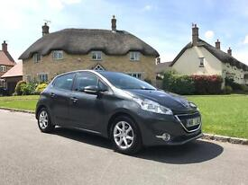 Peugeot 208 1.2 active, with full dealer service history