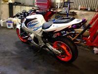 K1 gsxr 600 stunt bike