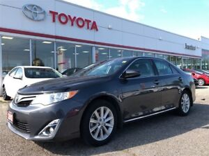 2012 Toyota Camry XLE, ONLY 41577 km's!!, Leather, Sunroof, Navi