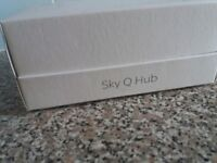 Sky q hub brand new
