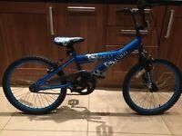 "Boys bmx 20"" bike in excellent condition"