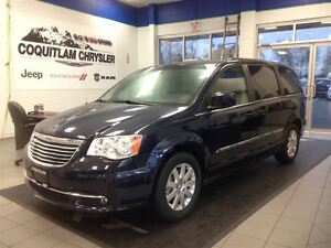 2015 Chrysler Town & Country Touring Loaded MyGIG Power Seats