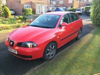 Seat Ibiza 1.4i 16v Sport 5dr