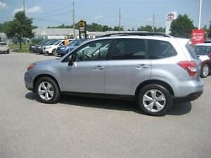 2014 Subaru Forester 2.5i Limited Package