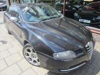ALFA ROMEO GT 1.9 JTDM 16v BlackLine 2dr (black) 2007