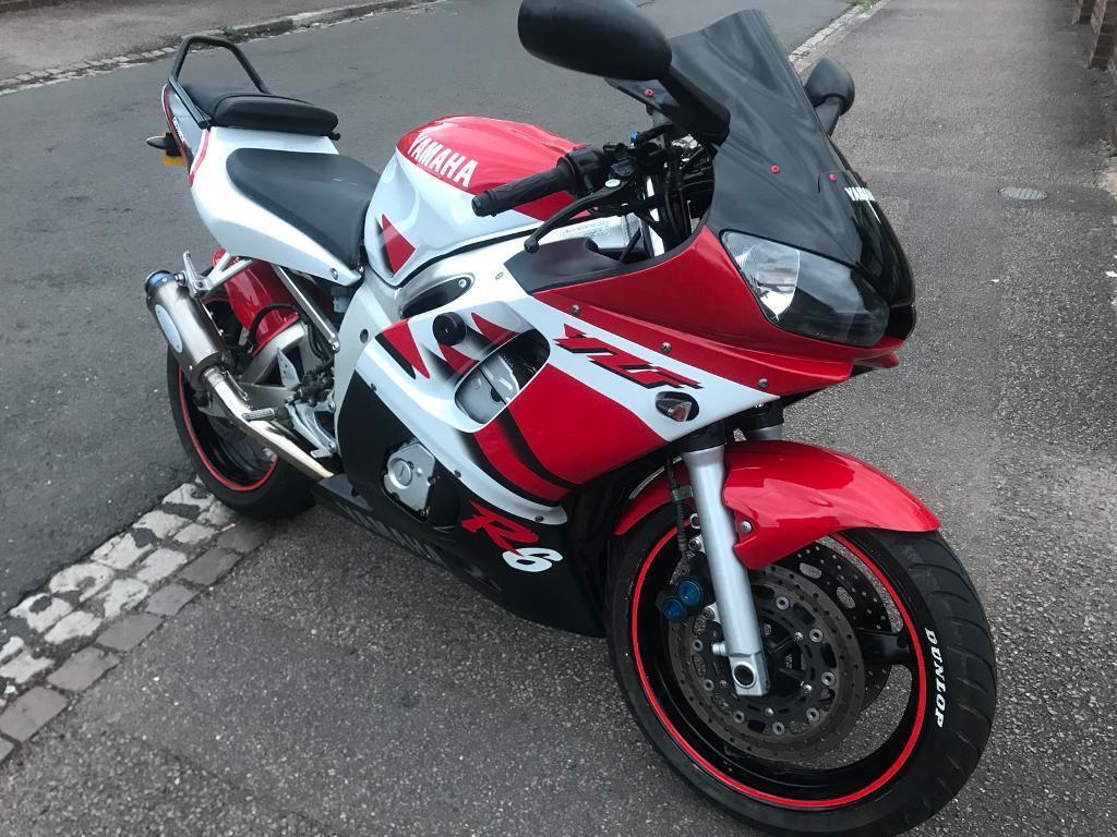 Yamaha r6 spares or repairs