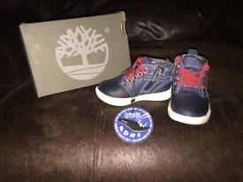 Timberland infant size 4 boots