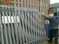 Palasad fencing